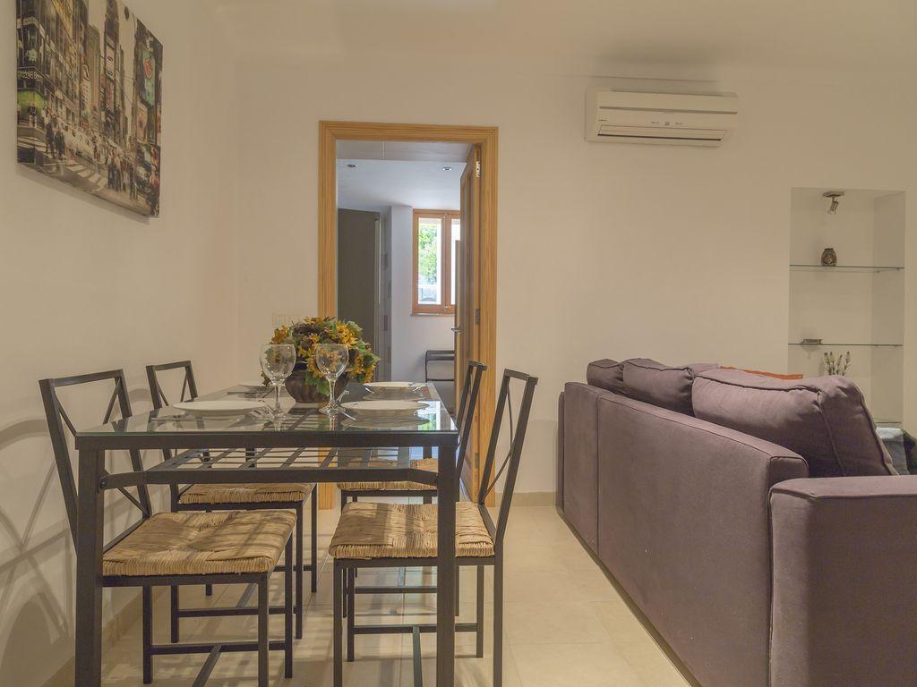 Apartamento provisto para 5 huéspedes