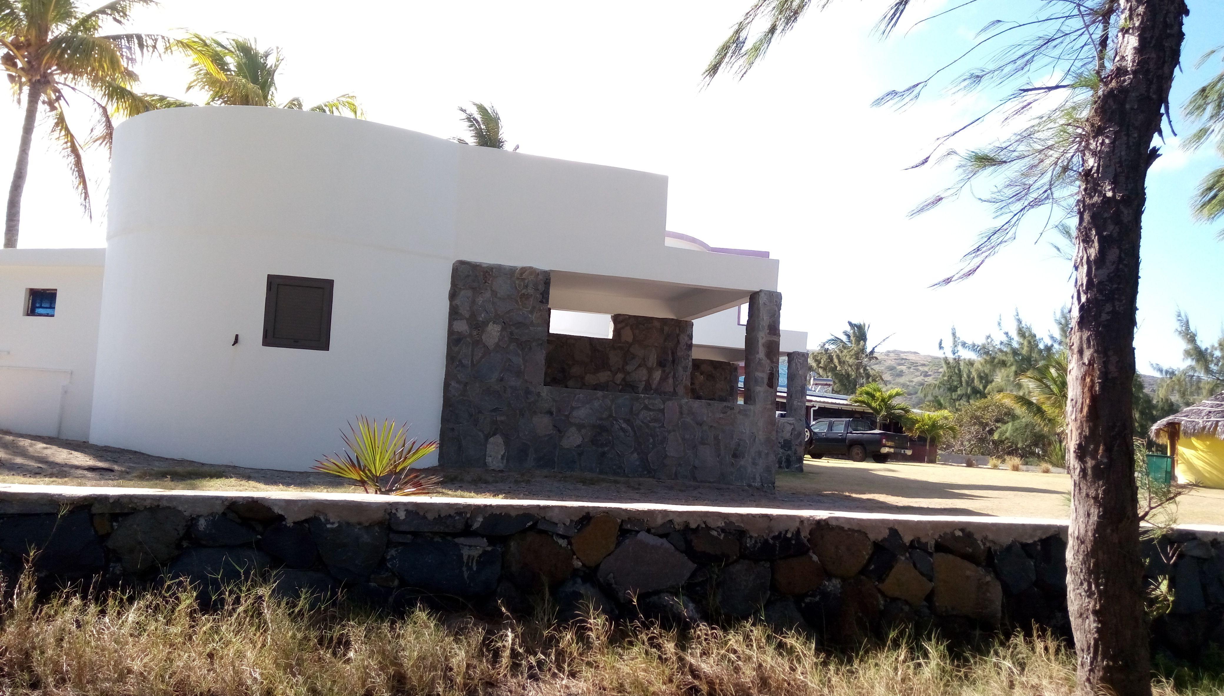 Chambre avec vue à Rodrigues