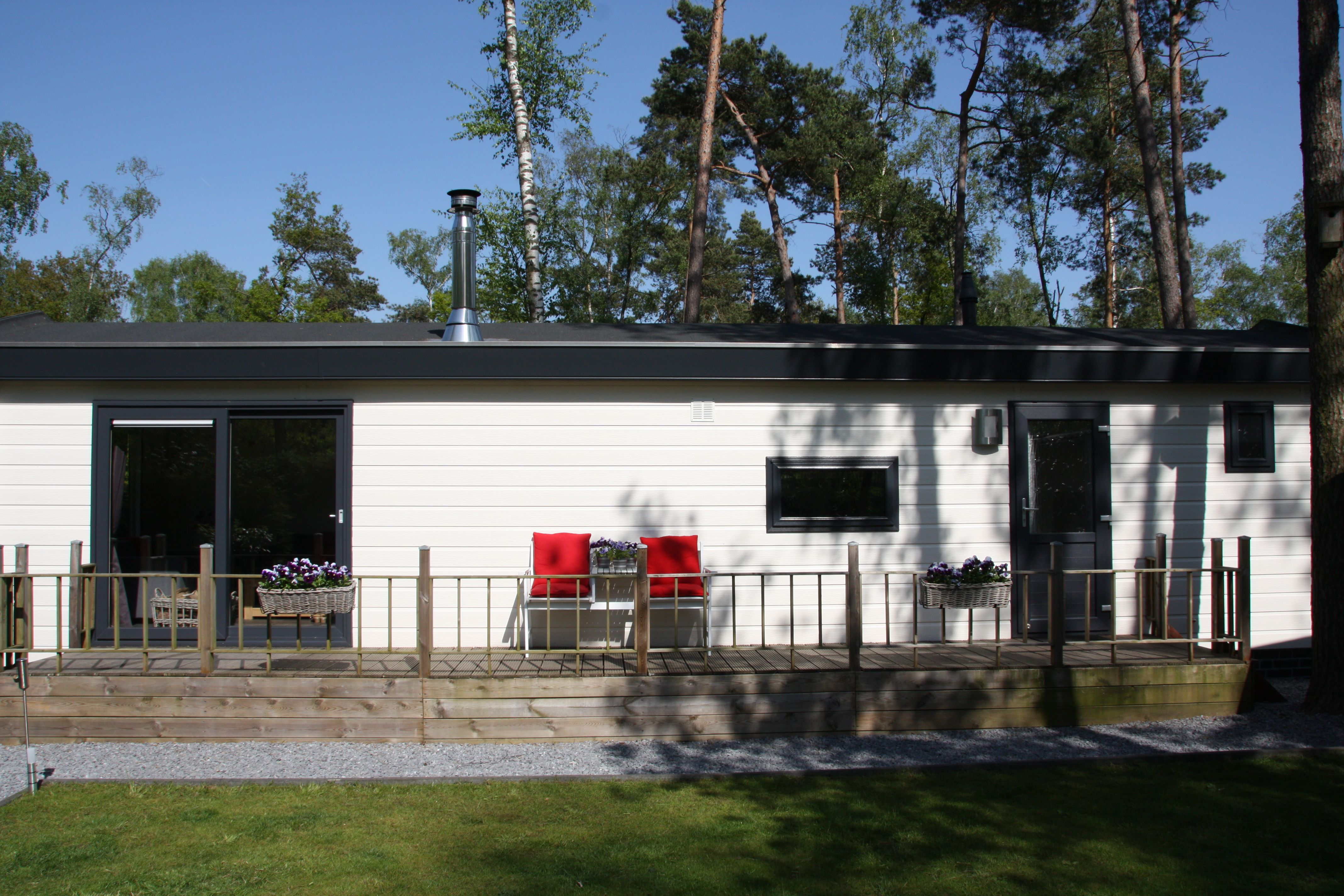 Bungalow including ebike's