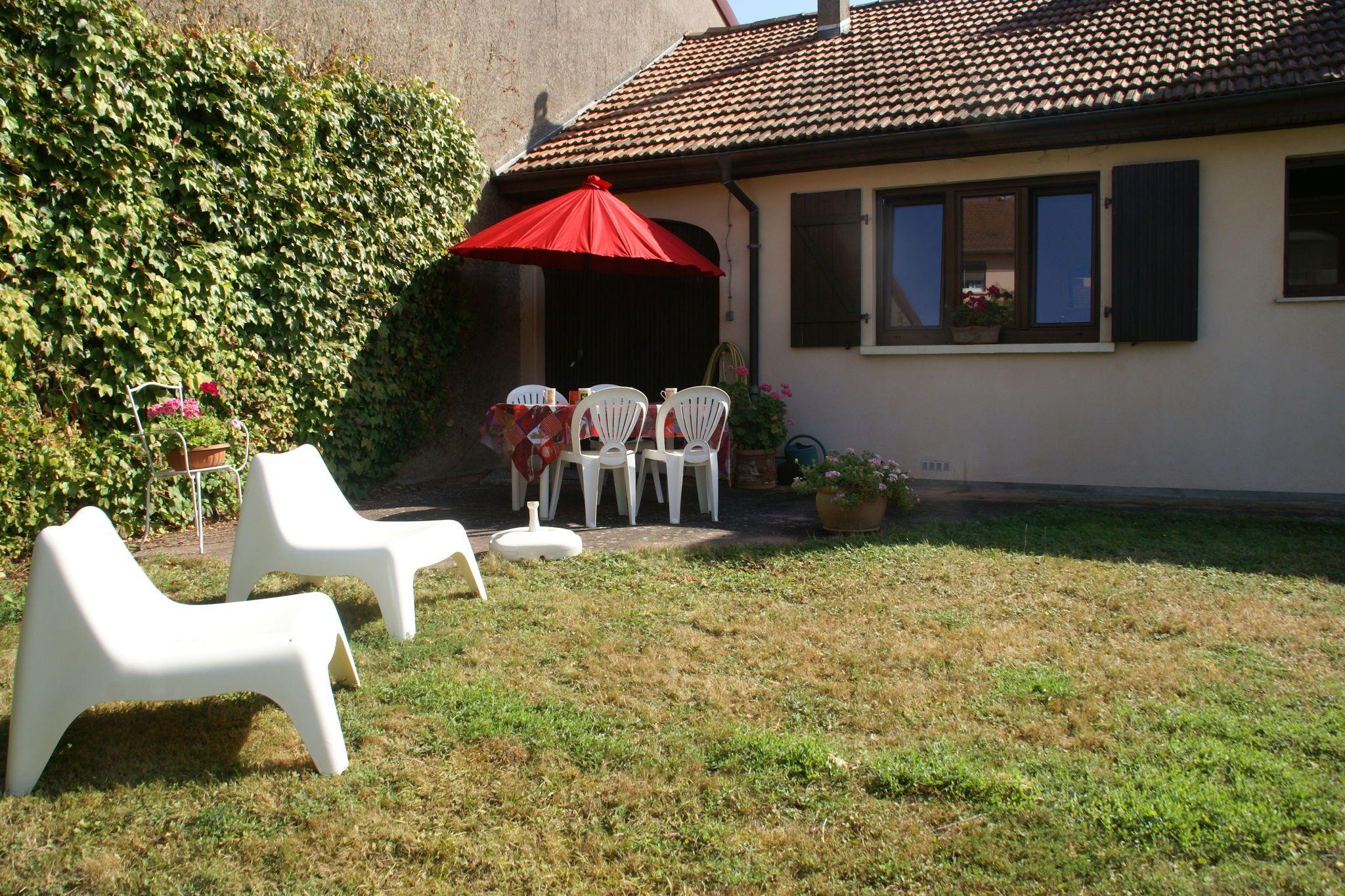 Residencia en Vic-sur-seille de 2 habitaciones