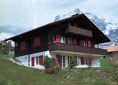 Bäregg Apartment with 2 beds Obj. 2424