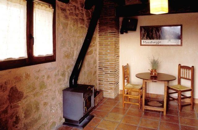 Apartamento en Mora de rubielos para 4 huéspedes