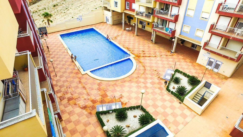 Apartamento con balcón para 6 huéspedes