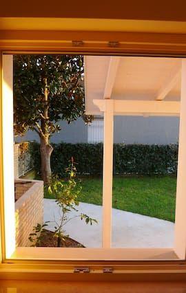 Appartamento di 90 m² con giardino