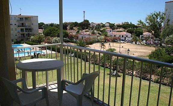 Apartamento agradable de 3 habitaciones en Matalascañas