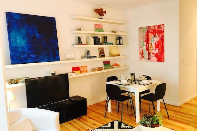 Appartement avec wi-fi à Lisbon
