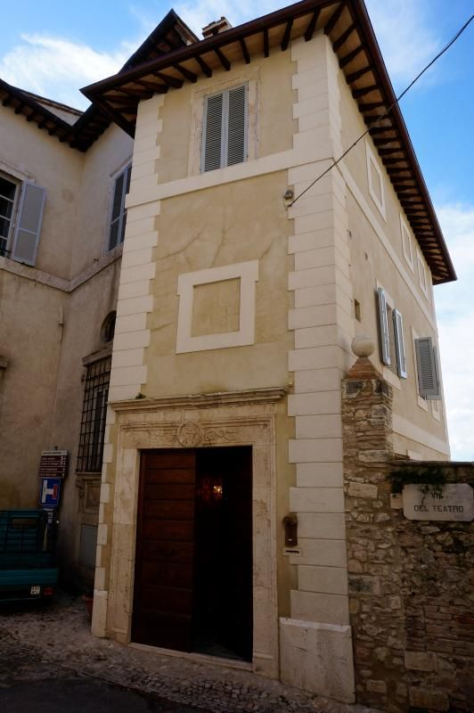1600 Turret in Umbria - Charm at 1.15h from Rome