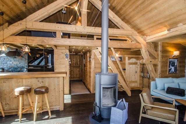 Apartamento en Chamonix-Mont-Blanc con Lavadora (579030)