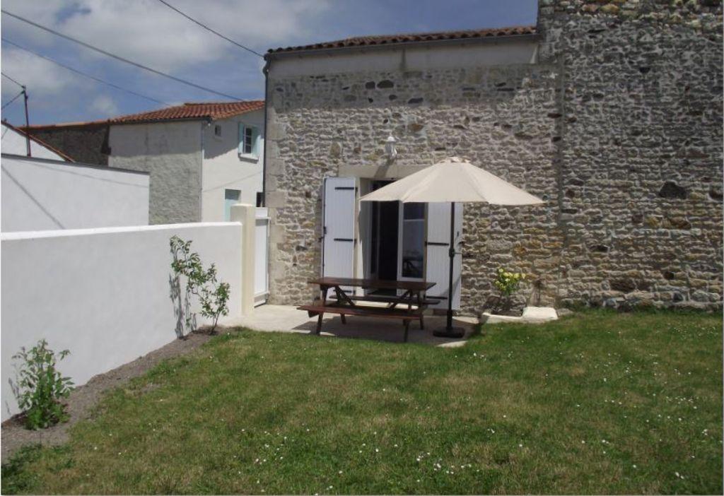 Casa de 2 habitaciones en Mornac-sur-seudre