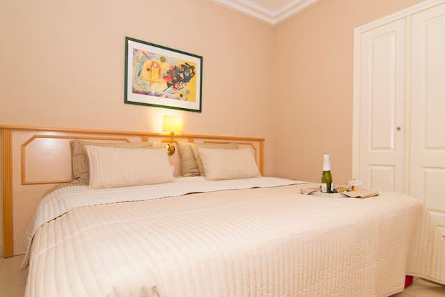 55 m² flat in Arona