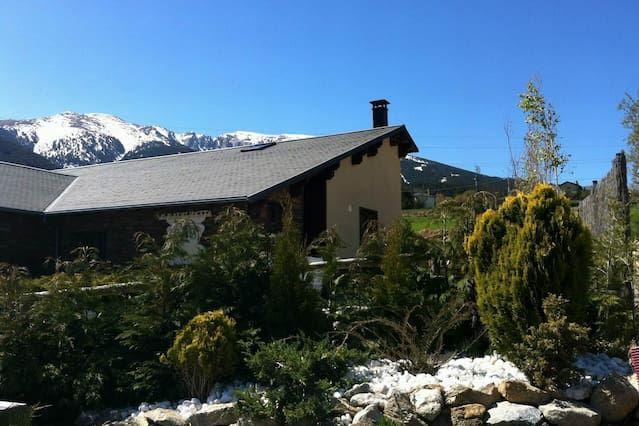 Residencia en Saint-pierre-dels-forcats con jardín