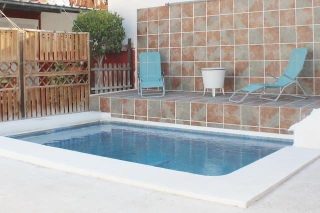 Apartamento en Candelaria con balcón