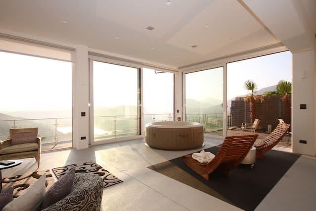 Apartamento con vistas de 153 m²