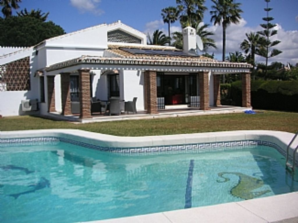 Apartment in Costa del sol with Garden and Cable TV
