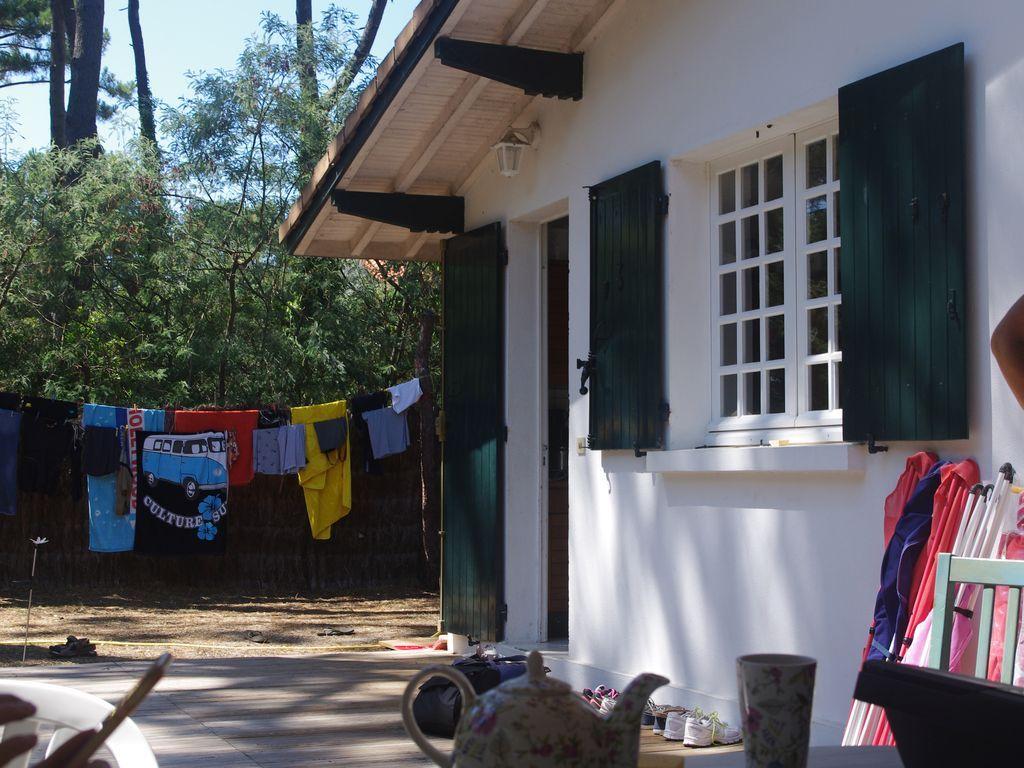 Casa de vacaciones 6-8 personas Mimizan-Plage