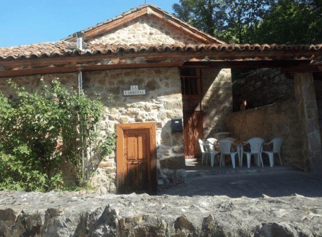 Casa rural de Asturias en l...