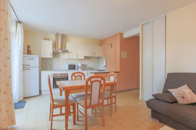Hébergement à 1 chambre à Royan