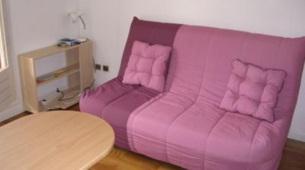 Appartement de 19 m² à La foux d'allos