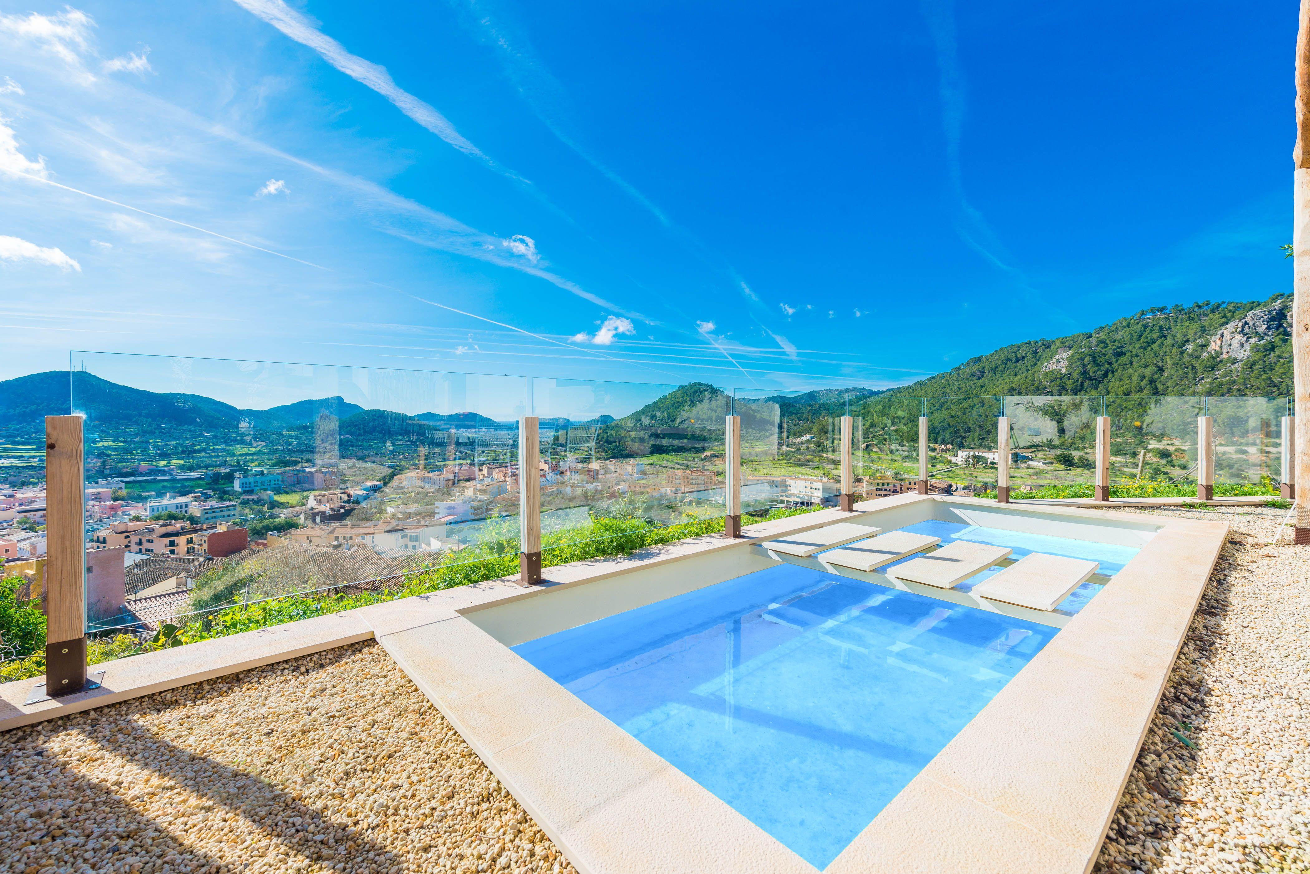 Casa en Andratx con piscina