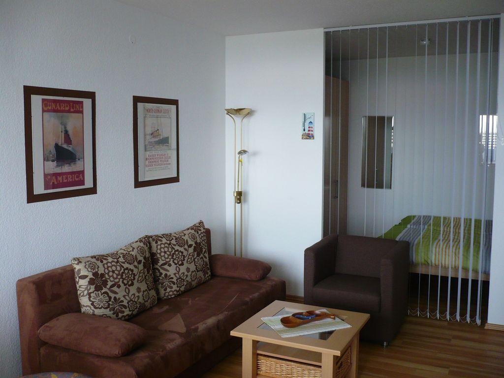 Ausgestattetes Apartment für 4 Gäste