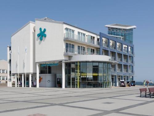 Logement de 4 chambres à Helgoland