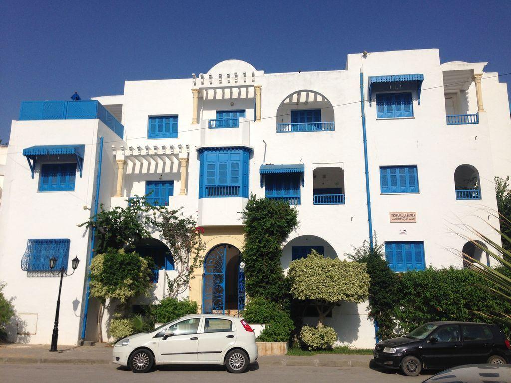 Logement à Hammamet sud avec wi-fi