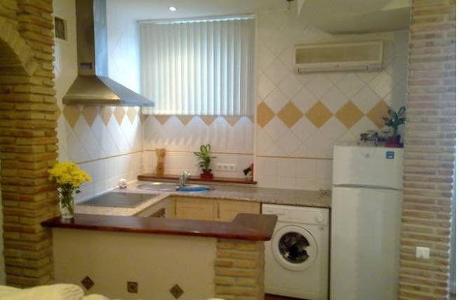 Apartamento con wi-fi en Casarabonela