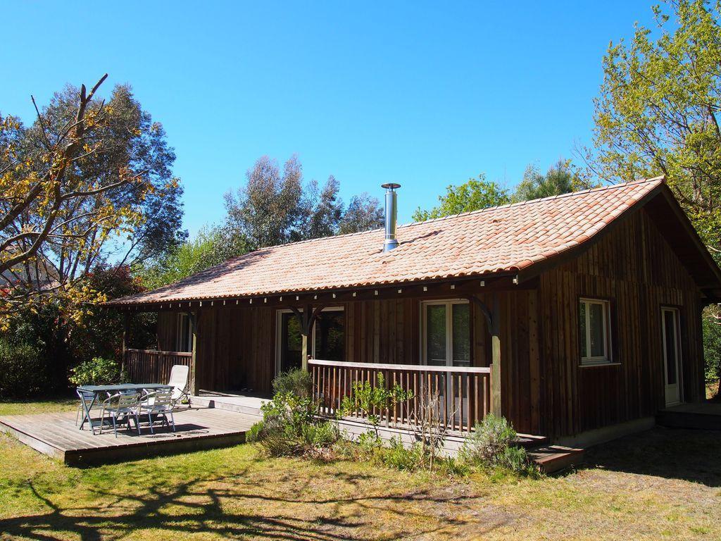 Casa de 100 m² en Lacanau