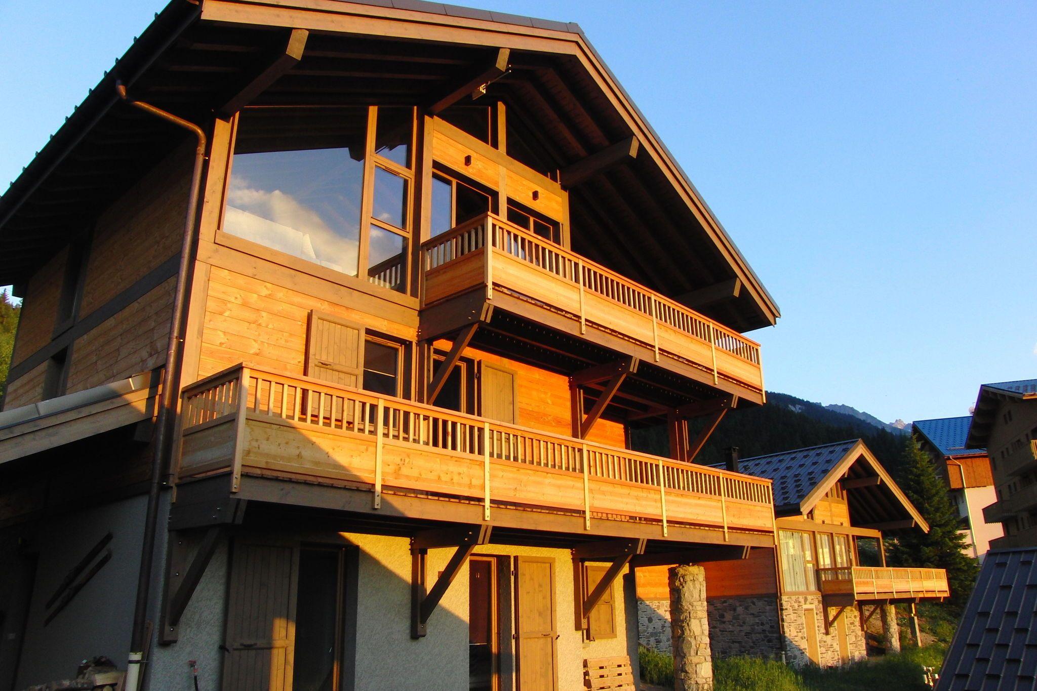 Casa de 5 habitaciones en Valfréjus modane