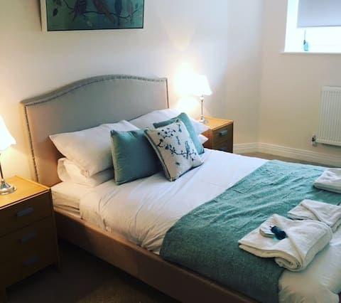 Stevenage Skyline - Luxury 2 bed 2 bath