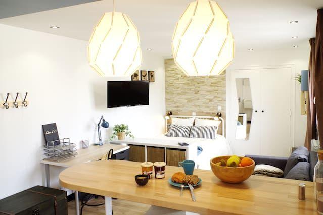 Apartamento con wi-fi en Saint-étienne