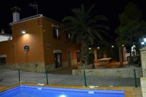 Residencia de 1 habitación en Villanueva de algaidas