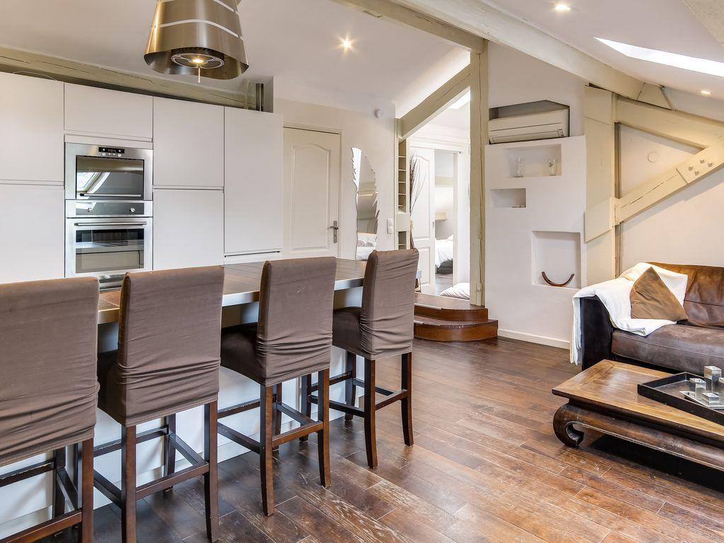 Appartement à Cannes avec 2 chambres