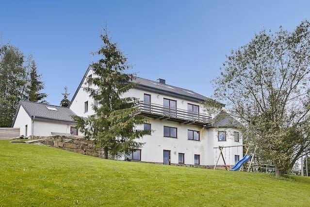 Funcional alojamiento en Bütgenbach