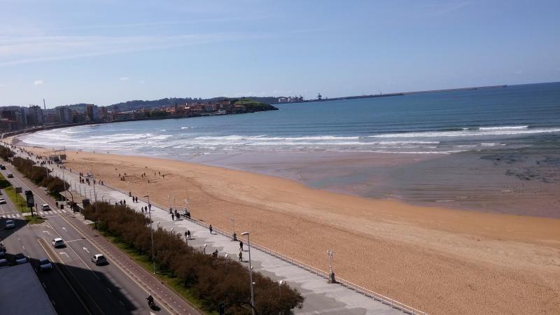 Acogedor apartamento en Gijón para 5