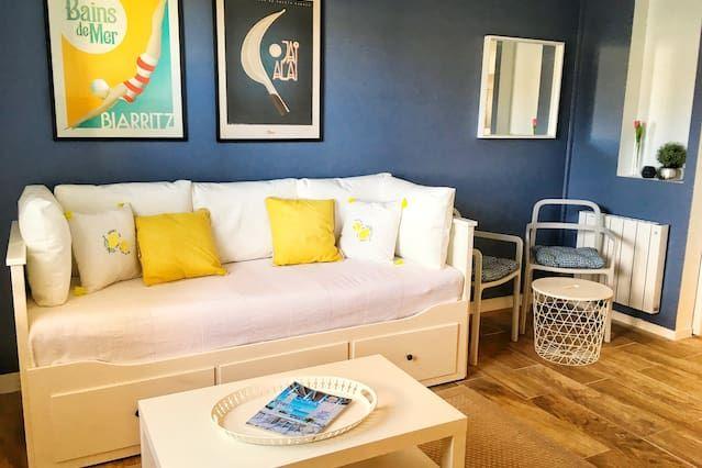 Piso de 2 habitaciones en Biarritz