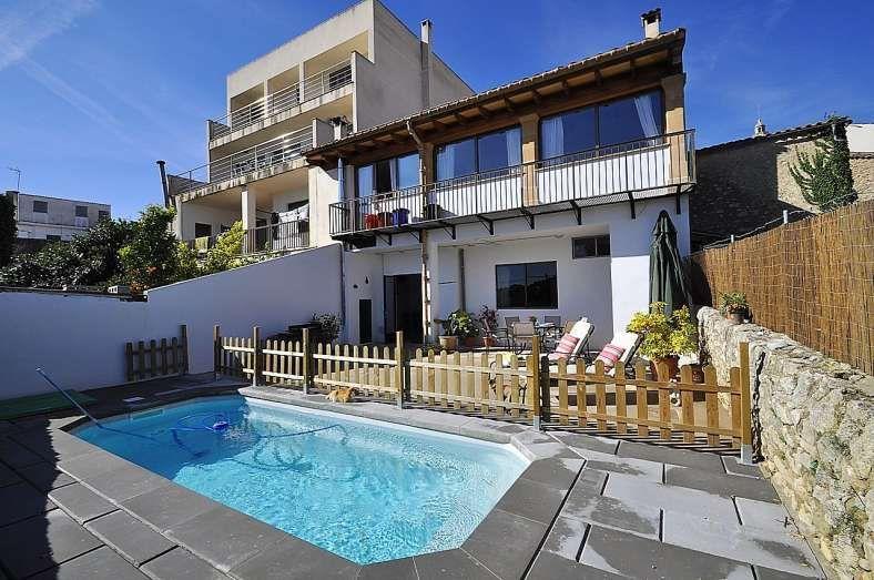 Hogareña residencia de 200 m²
