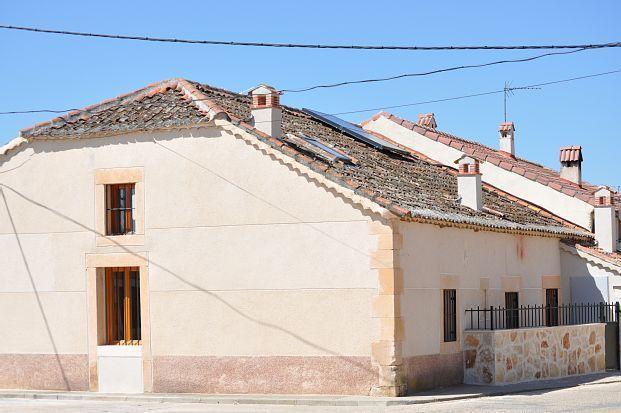 Residencia de 4 habitaciones en Barbolla