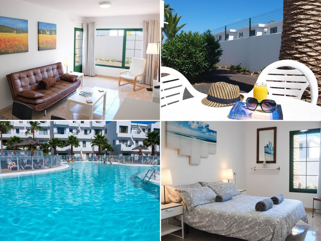 Holiday rental equipped in Puerto del carmen