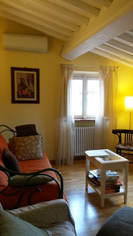 Hébergement pour 4 voyageurs à Lucca