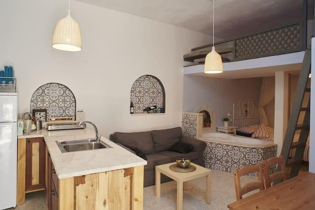 Ferienwohnung in Jerusalem für 4 Gäste