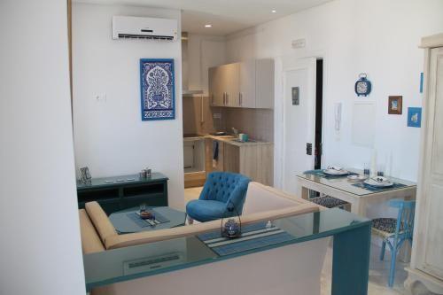 Hébergement pour 2 PAX de 2 chambres