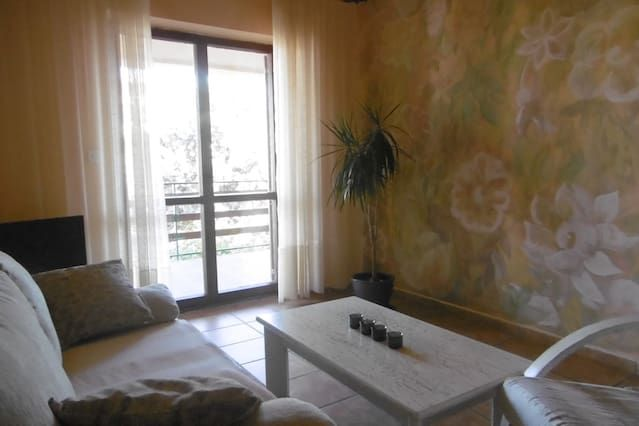 Mit Ausblick Wohnung in Pula