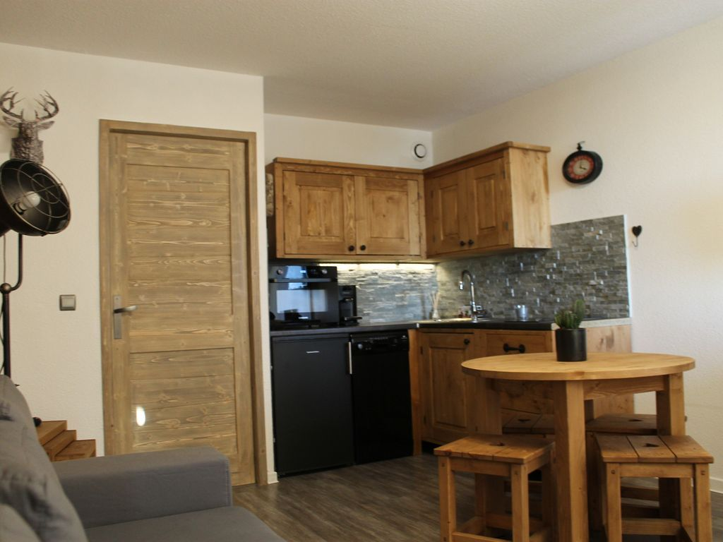 Panorámica vivienda de 33 m²