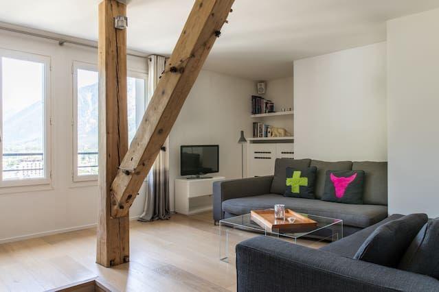Familiar apartamento
