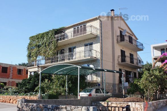 Apartamento-estudio with balcony Stari Grad, Hvar (AS-5730-a)
