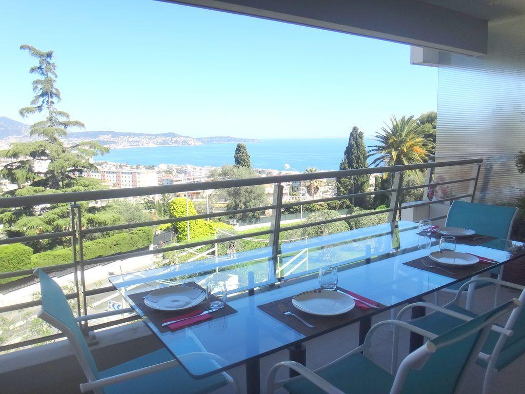 Apartamento de 55 metros en Niza