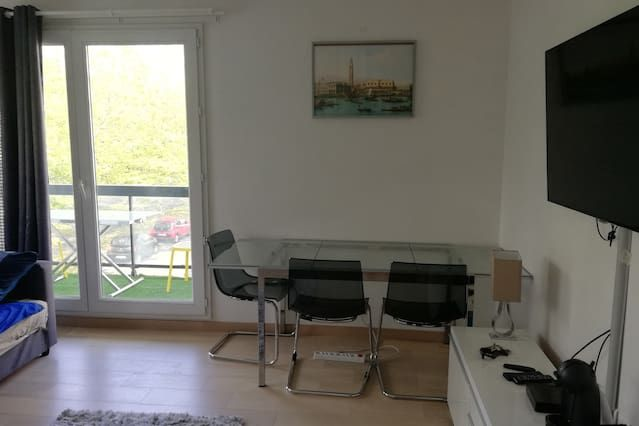 Apartamento para 8 personas en Bussy st georges