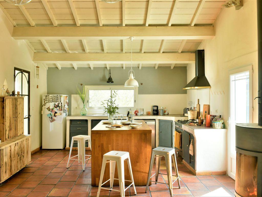 Casa de 200 m² para 8 huéspedes