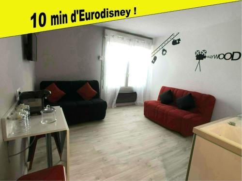 Apartamento atractivo en Esbly